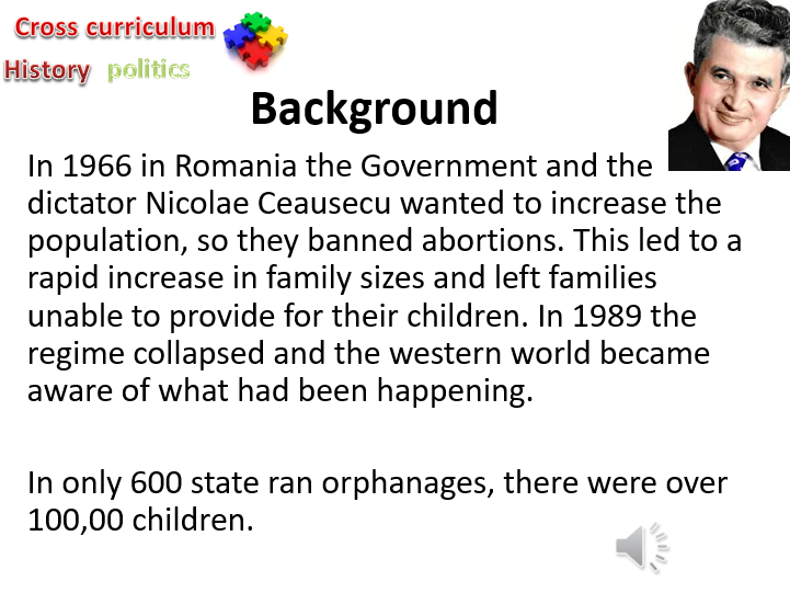 AQA Psychology A Level Attachment: Romanian Orphans: Effects of Institutionalisation