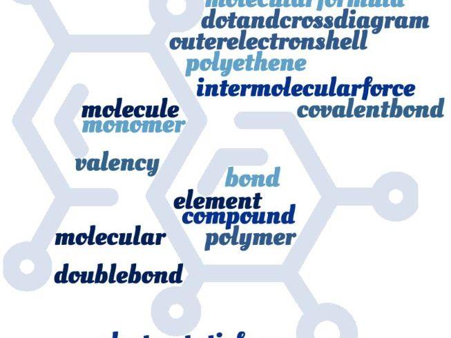 Covalent Bonds & Molecular Compounds Crossword - EDEXCEL GCSE (9-1) Combined Science Paper 3 & 4