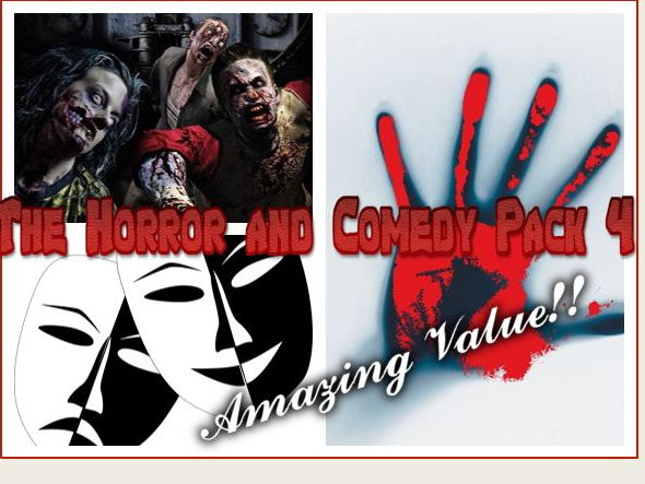 The Horror and Comedy Collection 4