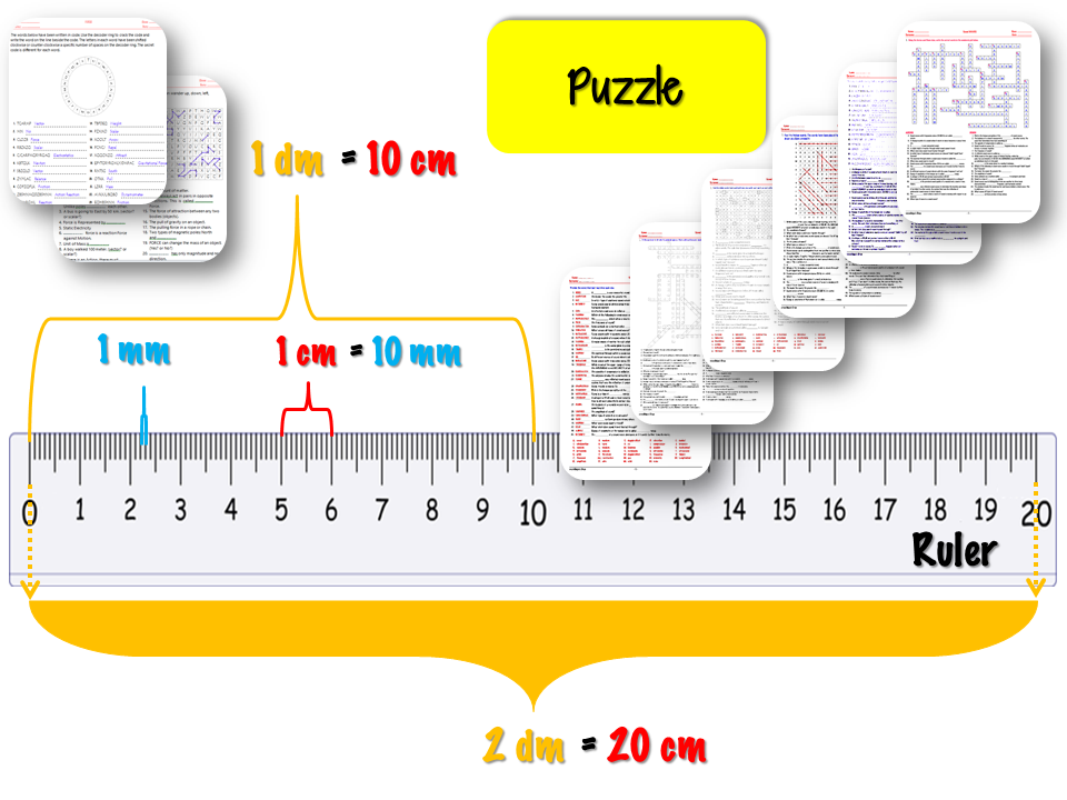 Measurement – PUZZLE