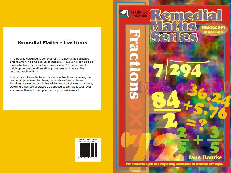 Remedial Maths Series: Fractions  (Students At Risk in Mathematics)