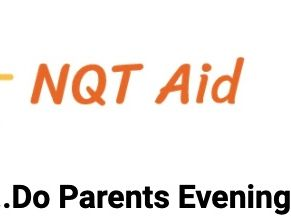 NQTs: How to.....do Parents Evening
