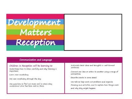 Development Matters Reception (2021) for Lanyards or Keyrings