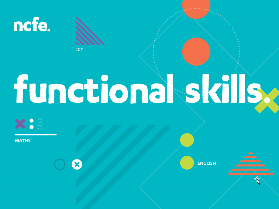 NCFE Functional Skills Qualification in Mathematics at Entry Level 2  600/1218/3