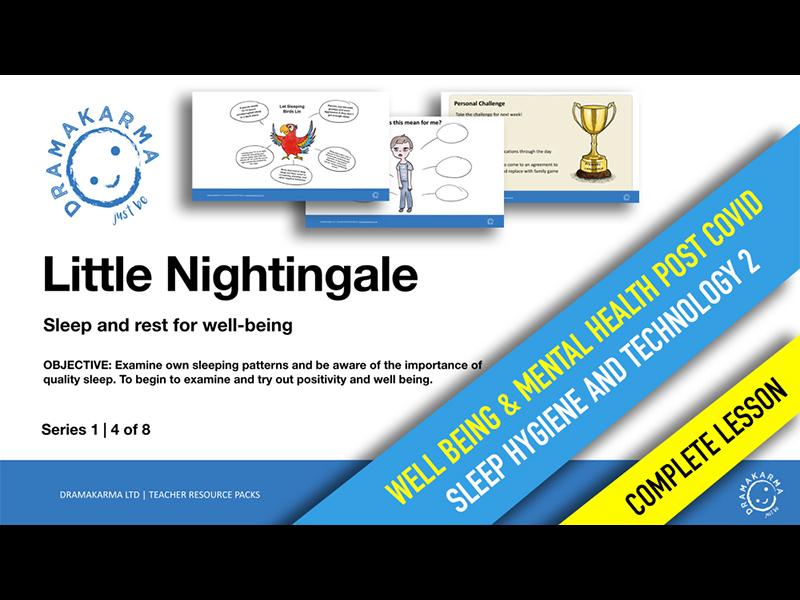 Wellbeing (PHSE) - Sleep Hygiene & Mental Health 2