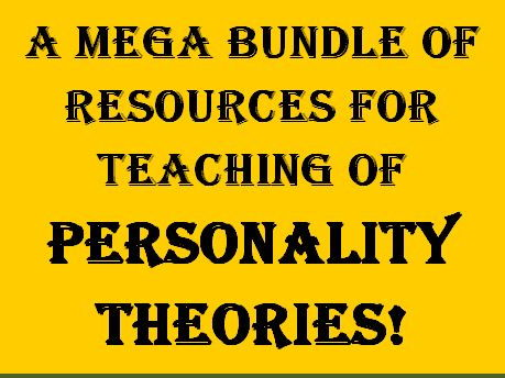 Personality Bundle