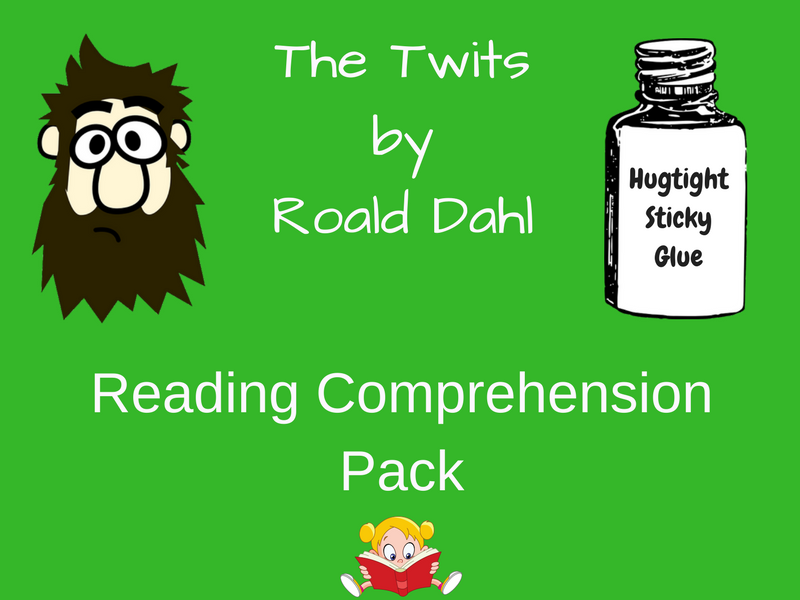 The Twits - Guided Reading Resources