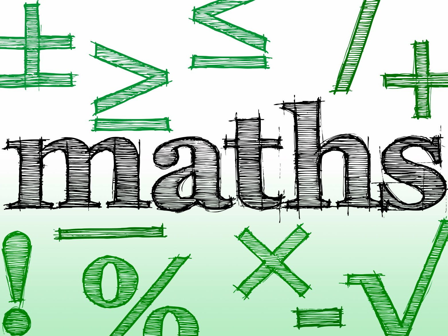 Fractions, Decimals and Percentages Bundle