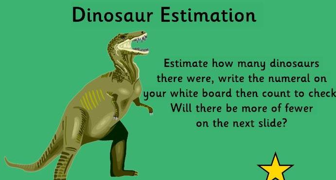 Dinosaur Estimation