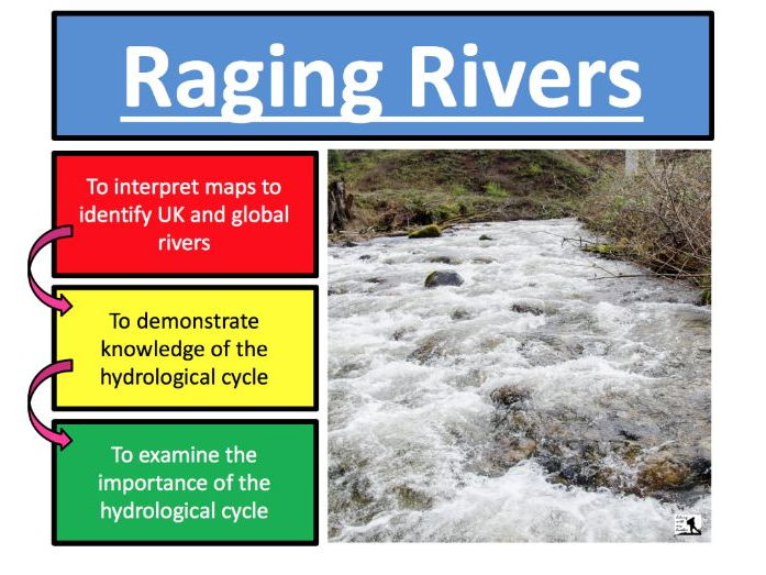 Raging Rivers
