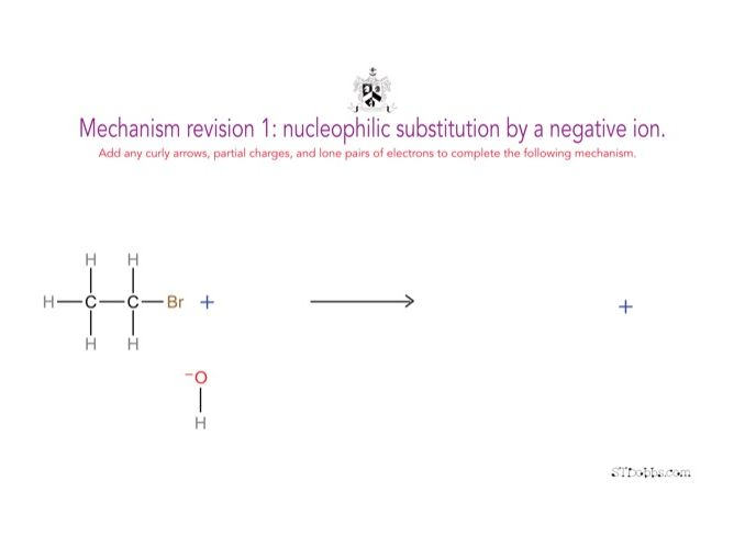 Aliphatic reaction mechanism revision.