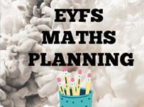 EYFS Math's Planning - Calculating