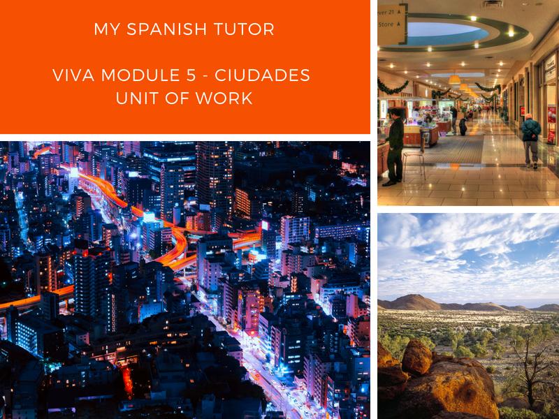 Viva Module 5 - Ciudades Unit of Work