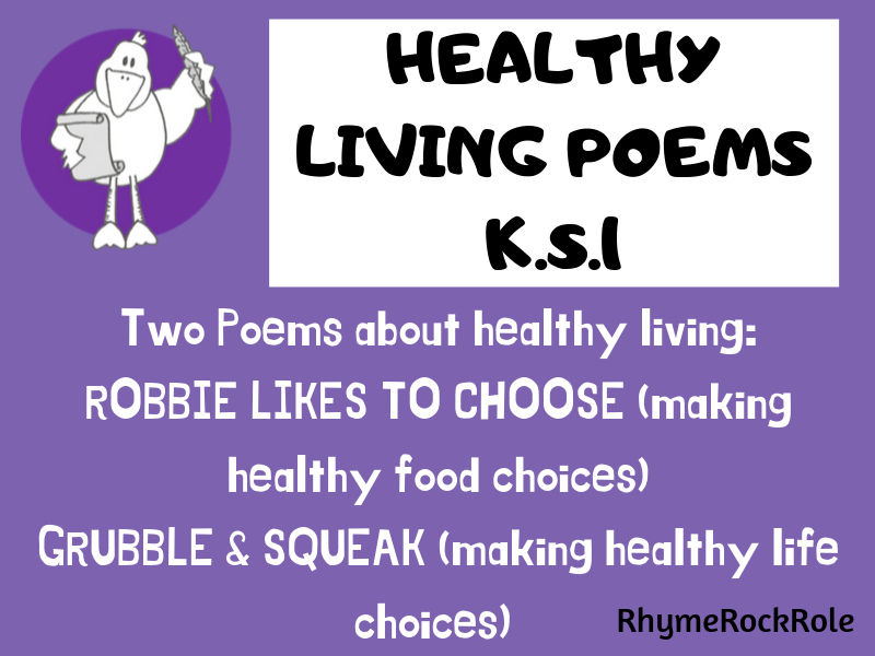 Healthy Living Poems - K.S.1