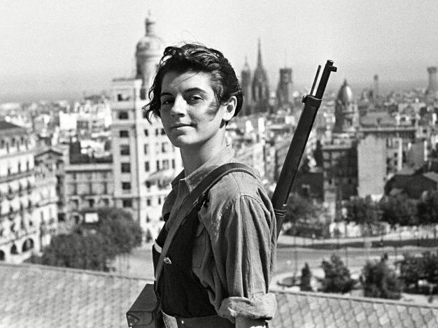 Why did the Spanish Civil War happen?