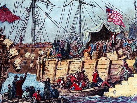 American Revolution 3 Lessons