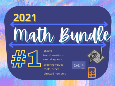 2021 February GCSE MATH BUNDLE