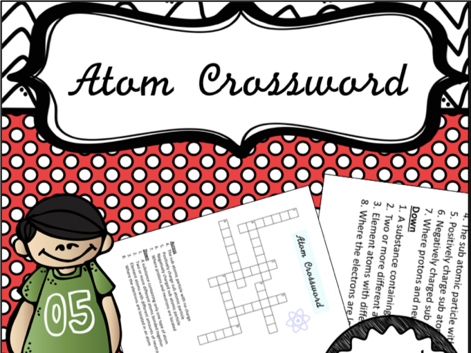Atom Crossword