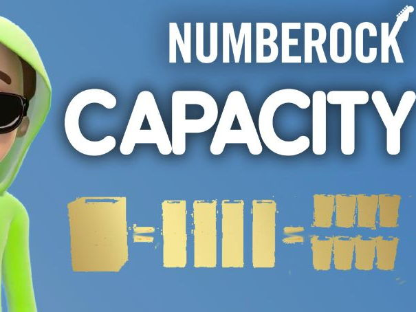 Capacity: KS1 Maths Song