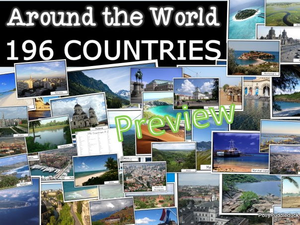 All around the World (196 Countries)