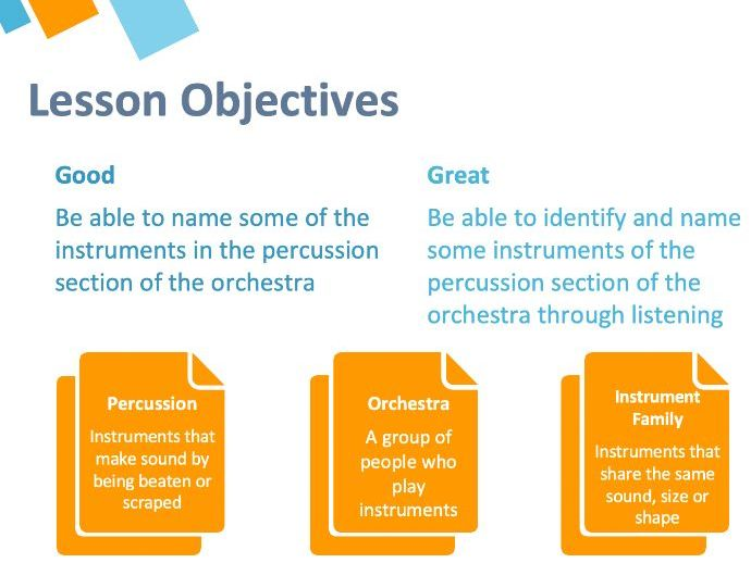 Remote Learning : Instruments of the Orchestra 5