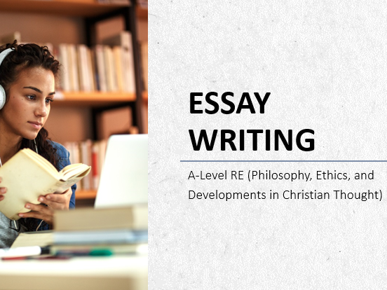 A -Level Religious Education Essay Writing Skills Pack