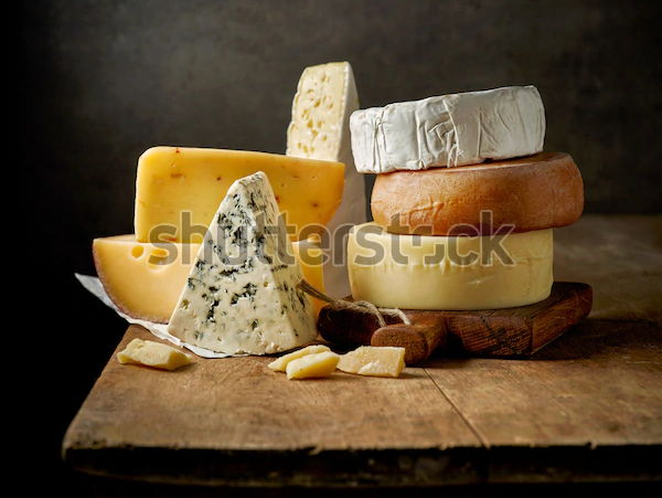 Cheese and Yoghurt - Food Commodities