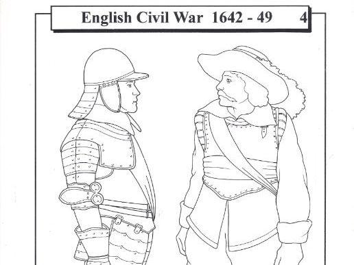 English Civil War 1642-7