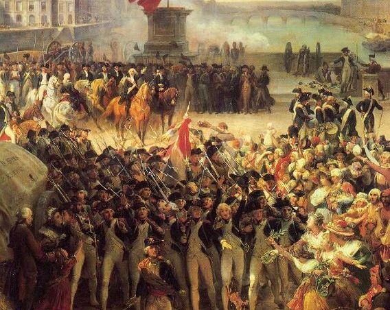 French Revolution - Causes and Source Analysis- OCR