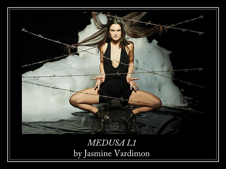 A Level Dance - 'Medusa' by Jasmin Vardimon PowerPoint