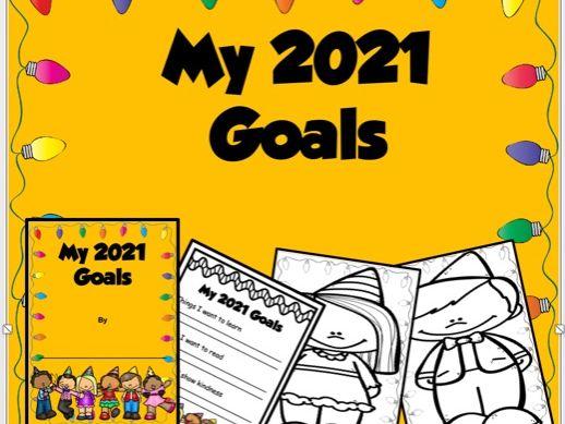 My 2021 Goals Packet