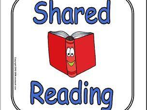 KS2 Shared Reading Bundle