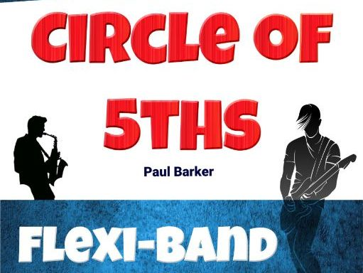 Circle Of 5ths (Flexi-Band Score & Parts)