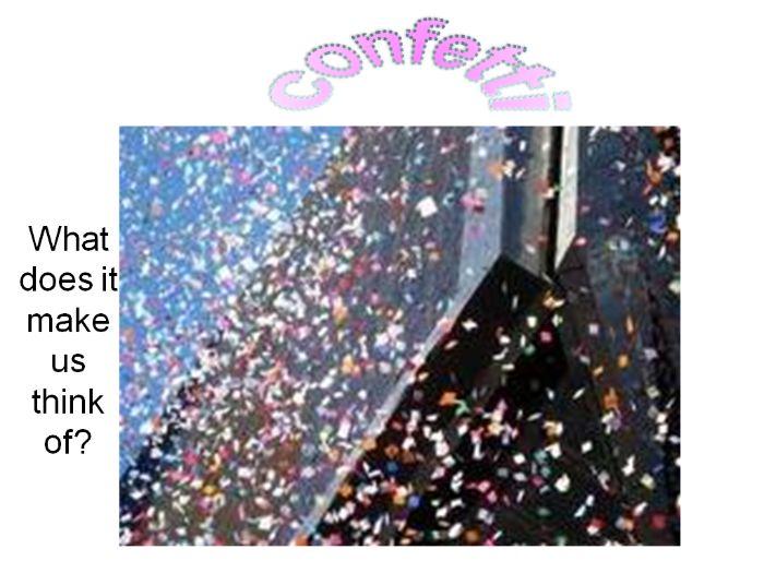 Belfast Confetti Poetry Lesson English Literature KS3 / K4