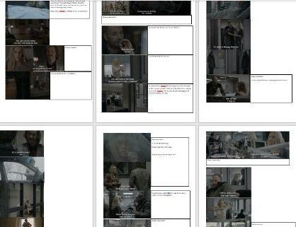 The Bridge screenshots booklet