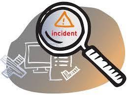 Incident record proforma
