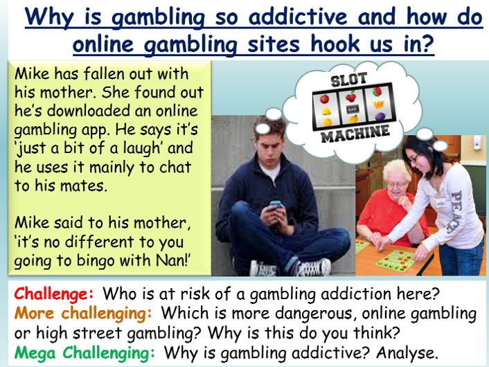 Gambling & Online Gambling