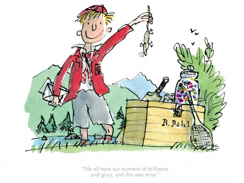 Roald Dahl 45 page bundle!