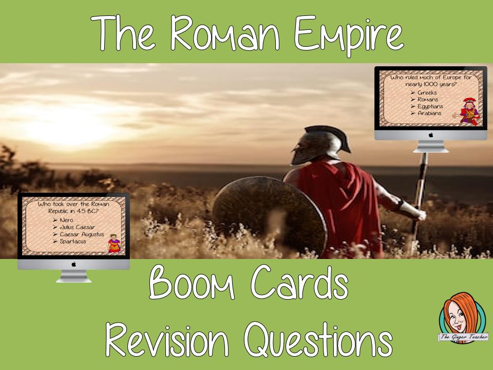 Ancient Roman Empire Revision Questions