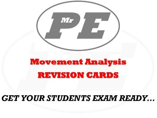 FLASHCARDS Movement Analysis