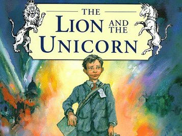 The Lion and the Unicorn - Shirley Hughes (World War 2 classic) Guided Reading / Comprehension