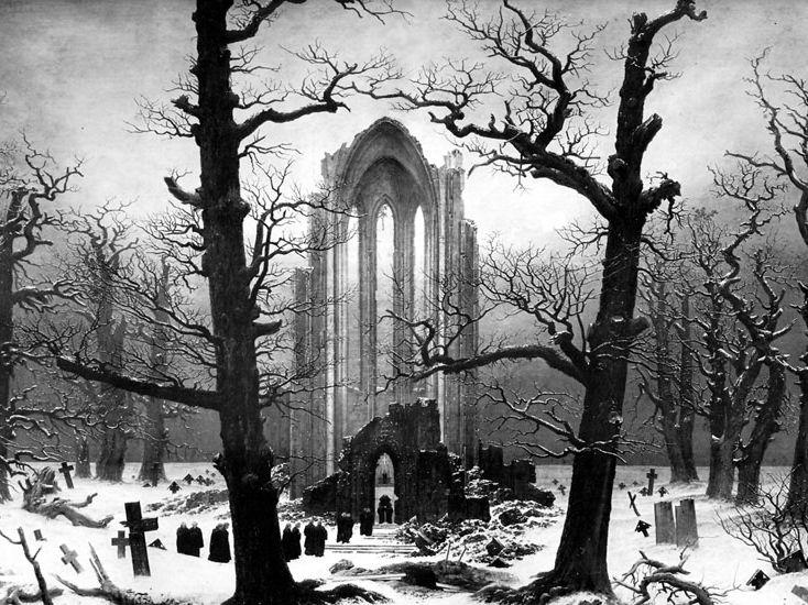 Gothic fiction scheme of work