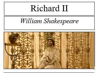 Richard II Study Booklet (A-Level)