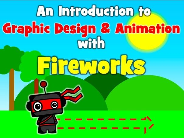 Graphic Design and Animation with Fireworks