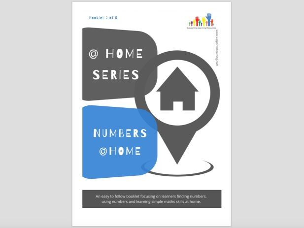 NEW @Home series -  2. NUMBERS @ Home (#2 of 5)