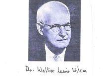 Walter L. Wilson