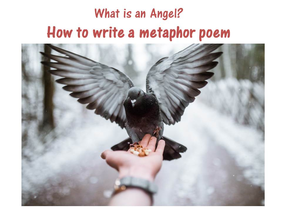 How to Write an Imaginative Metaphor Poem  (power point and lesson plan   KS2/3)