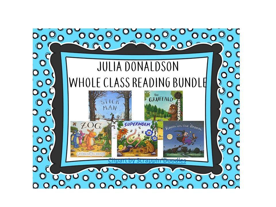 Julia Donaldson-Whole Class Reading Pack