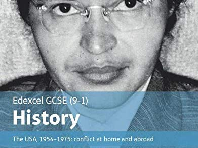 Complete Edexcel 9-1 KT1-4 USA Conflict home and Abroad workbook