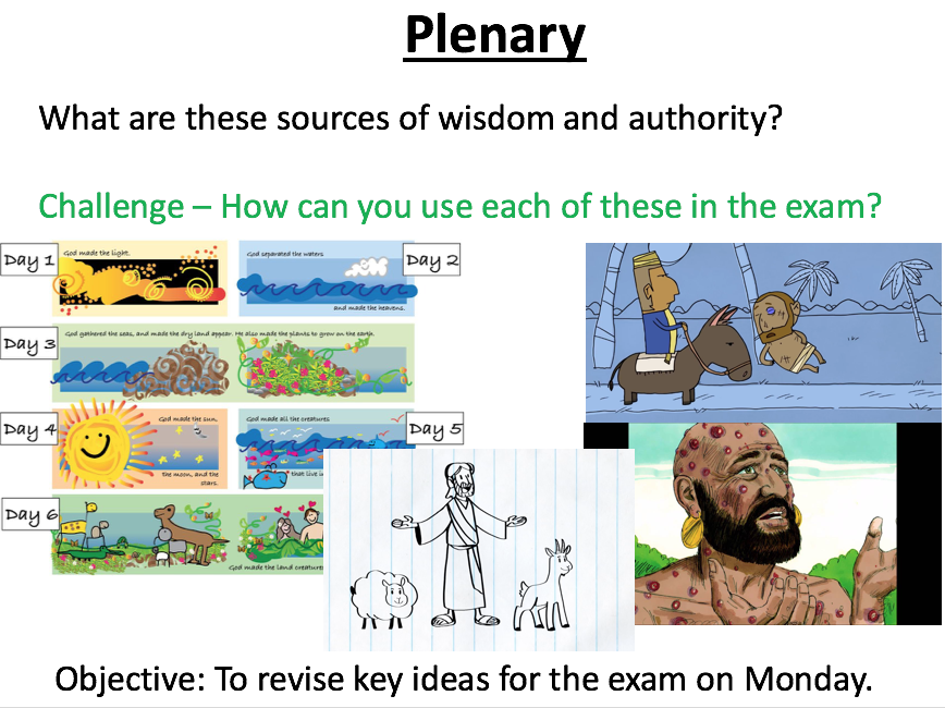 Revision for the Religious Studies OCR GCSE for Christianity & Islam